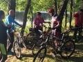 Trasa rowerowa Estancja Mezowo -Sitno