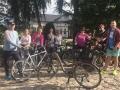 Trasa rowerowa Estancja Mezowo - Ostrzyce