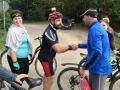Trasa rowerowa Estancja Mezowo - Borcz