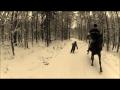 Trasa Modrzewiowa... skiringiem