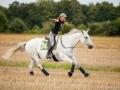 Szkolenie jeździeckie z Justyną Rucińską