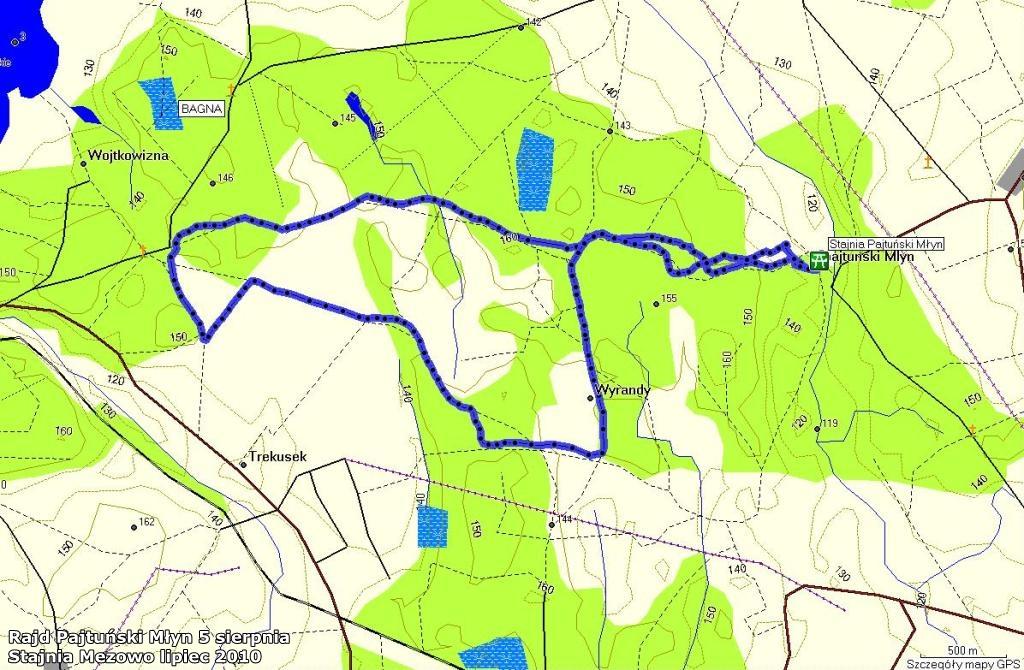 Mapa Holandii Wyznaczanie Trasy
